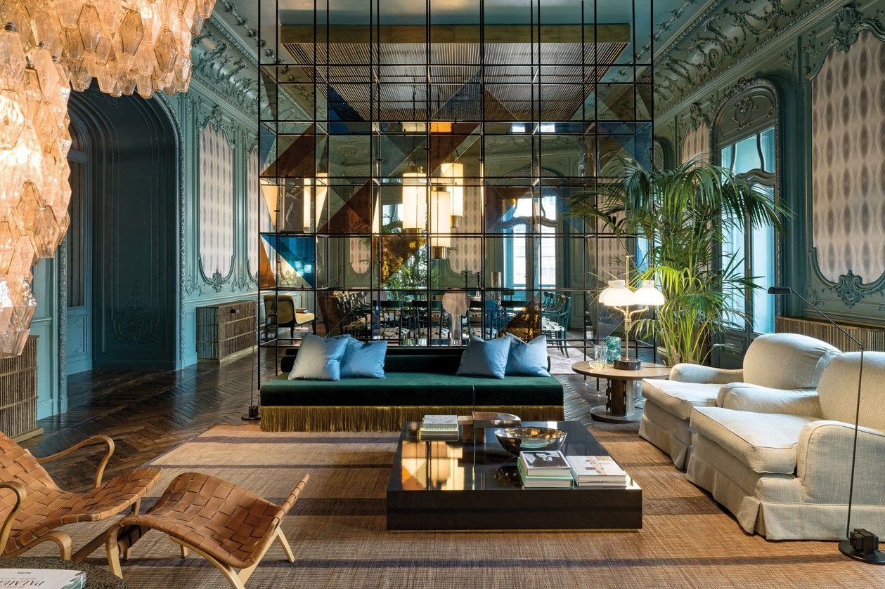 Take a Tour of Fendi s Lavish Palazzo Privé   Interior Design ... 34537fae7c9