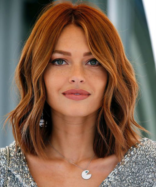 Outstanding Copper Blonde Bob Hairstyles for Your Distinctive Style #copperbalayage