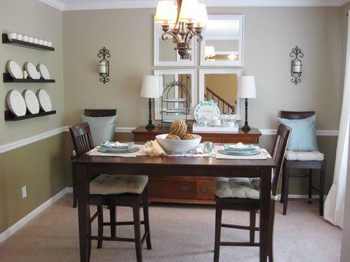Small Dining Room Design Ideas Minimalist Sweet Home