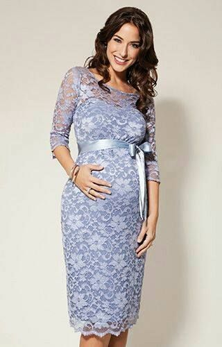 Maternity Outfit Para Dresses Baby Shower EmbarazadaModa For CdBoexr