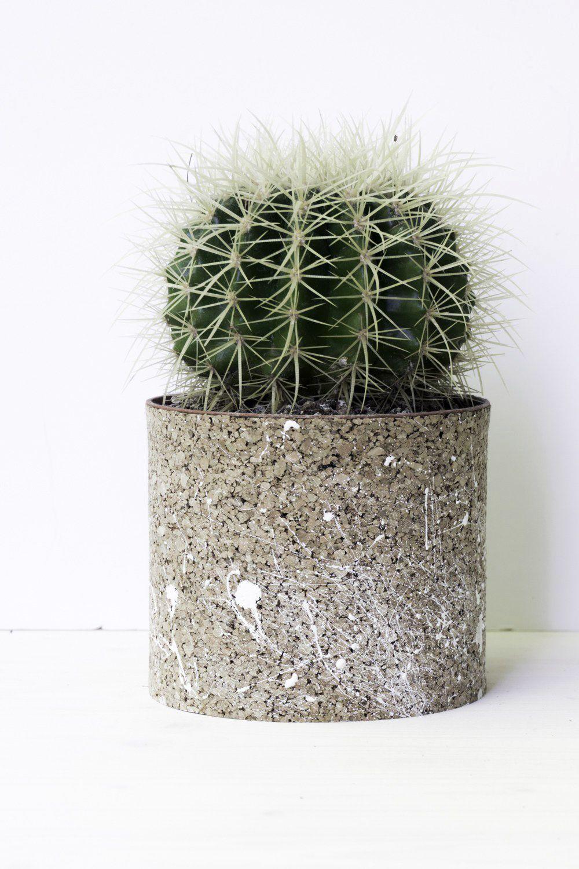 kork pflanztöpfe selber machen | gardens, deko and basteln, Gartengerate ideen