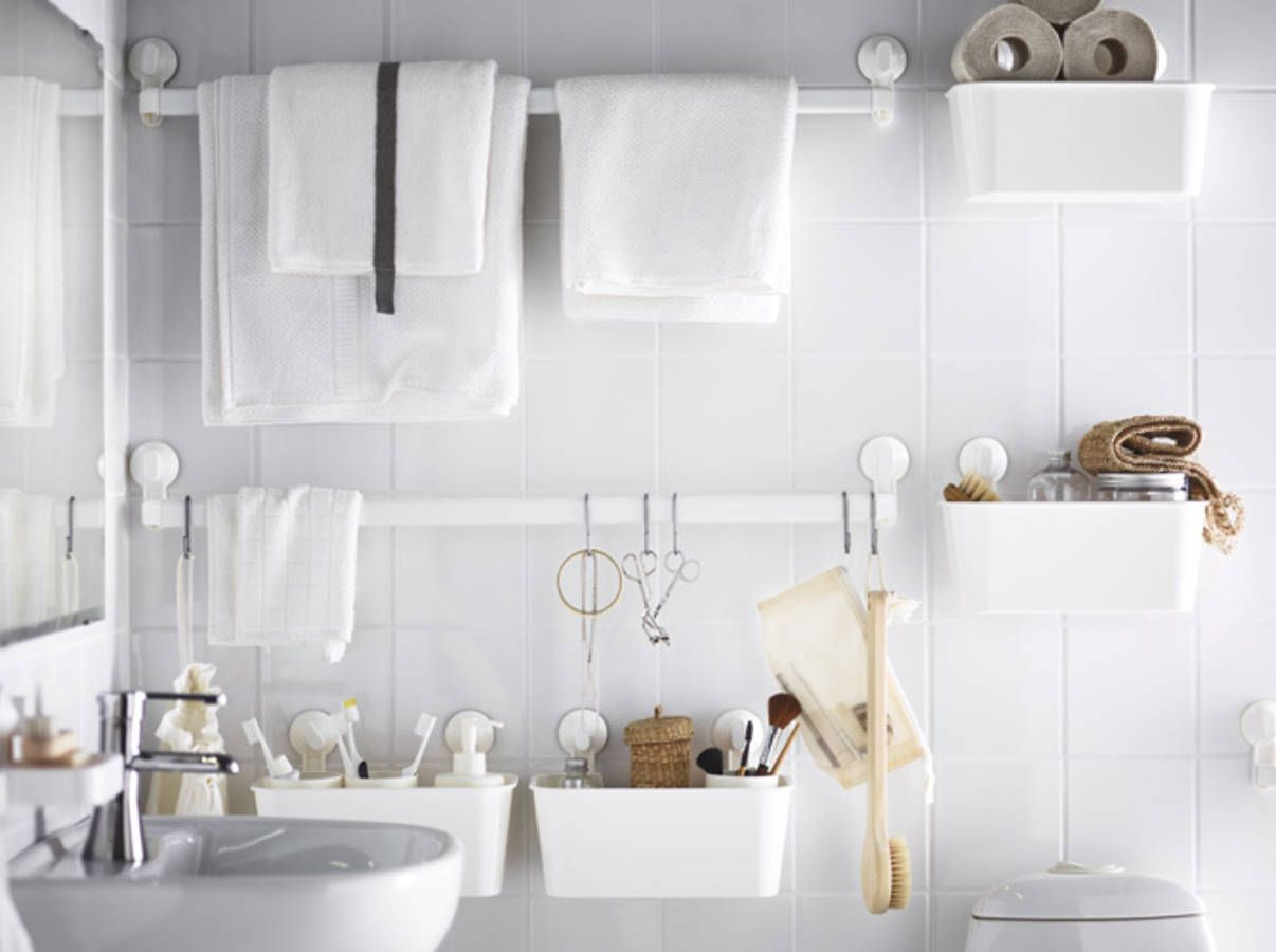 40 idées déco pour la salle de bains | Mon chez moi | Pinterest ...