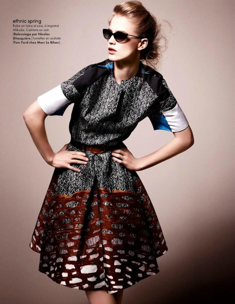 tribal fashion editorials | visual optimism; fashion editorials, shows, campaigns & more!: tribal ...