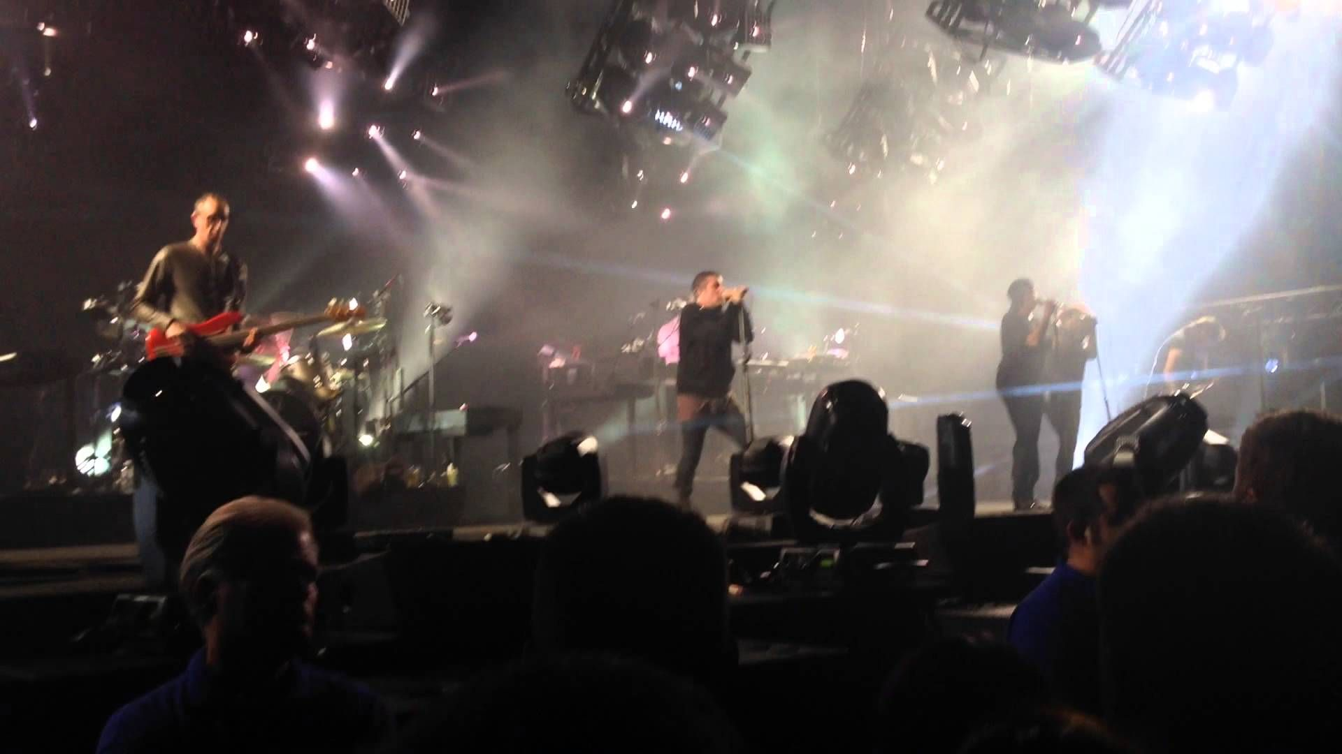 Nine Inch Nails - I Would For You (Live At The Palace of Auburn ...
