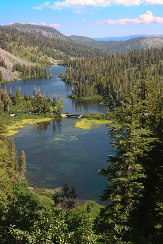 Mammoth Lakes California Copyright Ray Anderson With Images