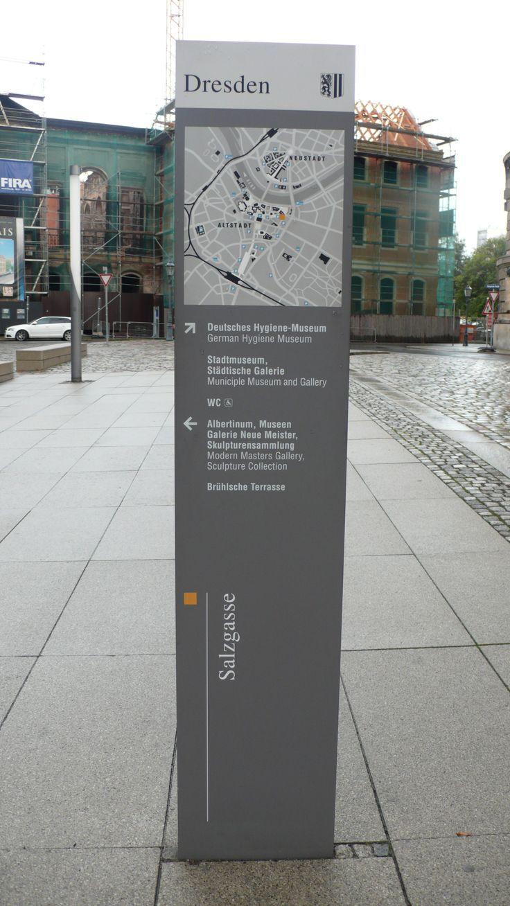 Fira Dresden dresden señalización dresden