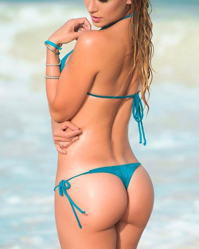 Ujena womens swimwear black curvy girl sexy bikini bathing suit omni beach life