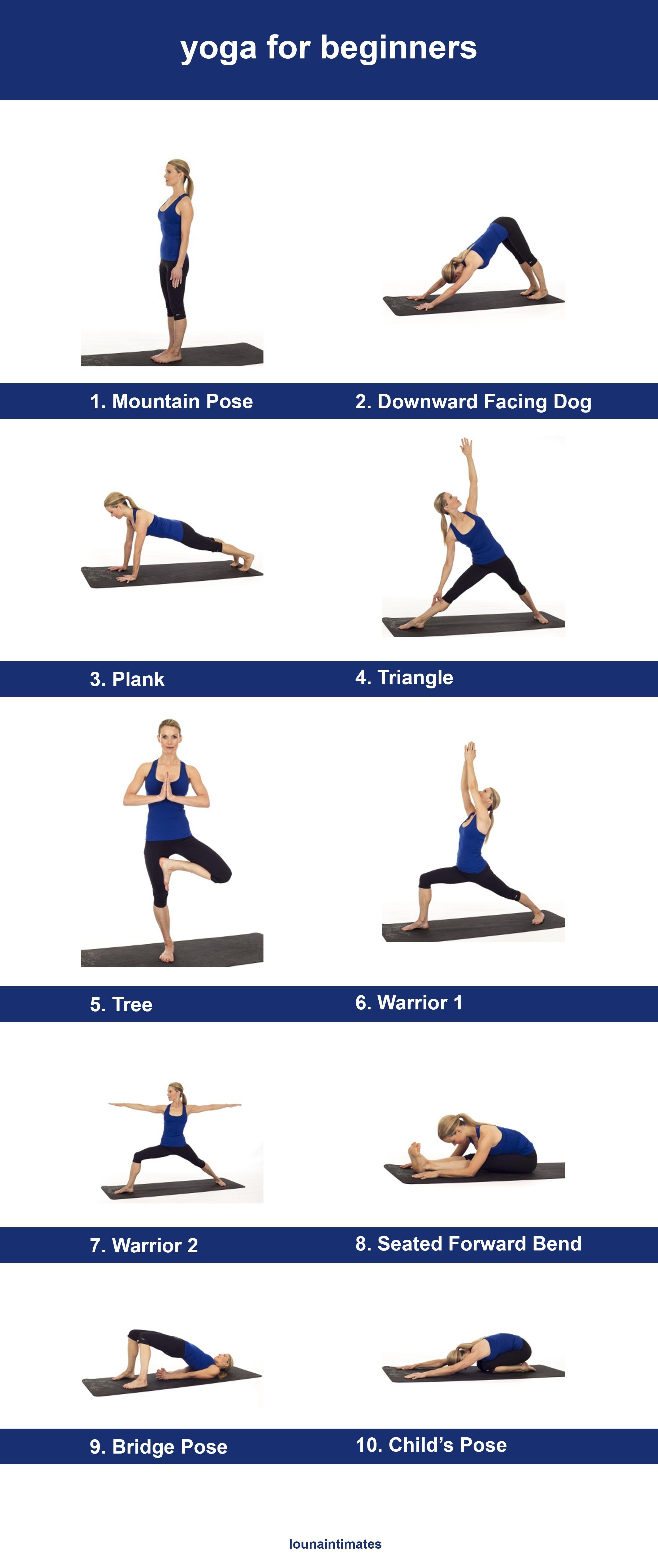 Yoga For Beginners Yoga For Beginners Yoga Poses For Beginners Pilates Programs