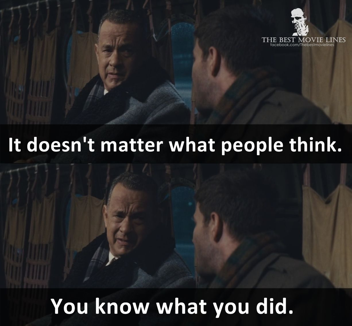 - Tom Hanks In Bridge Of Spies 2015
