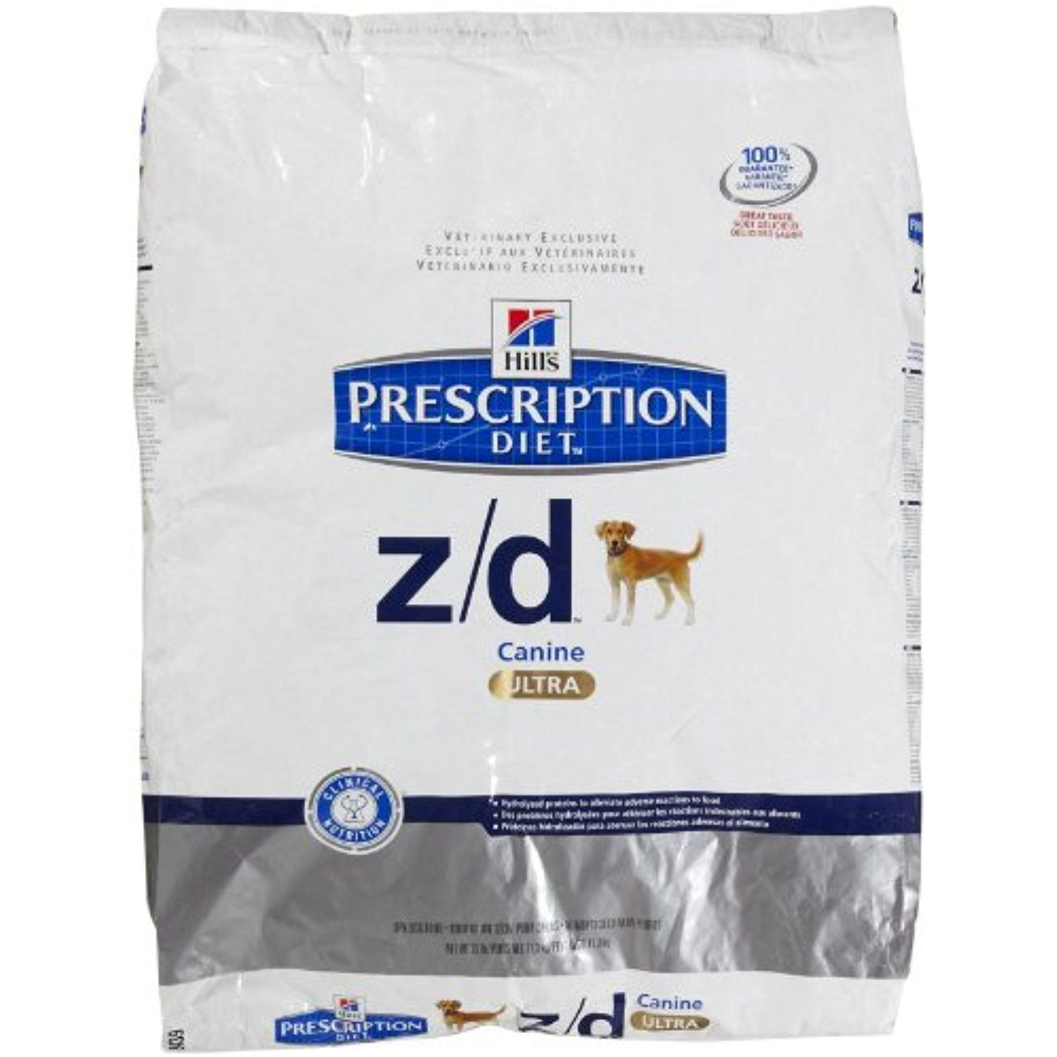 Hill's Prescription Diet z/d Canine Ultra AllergenFree