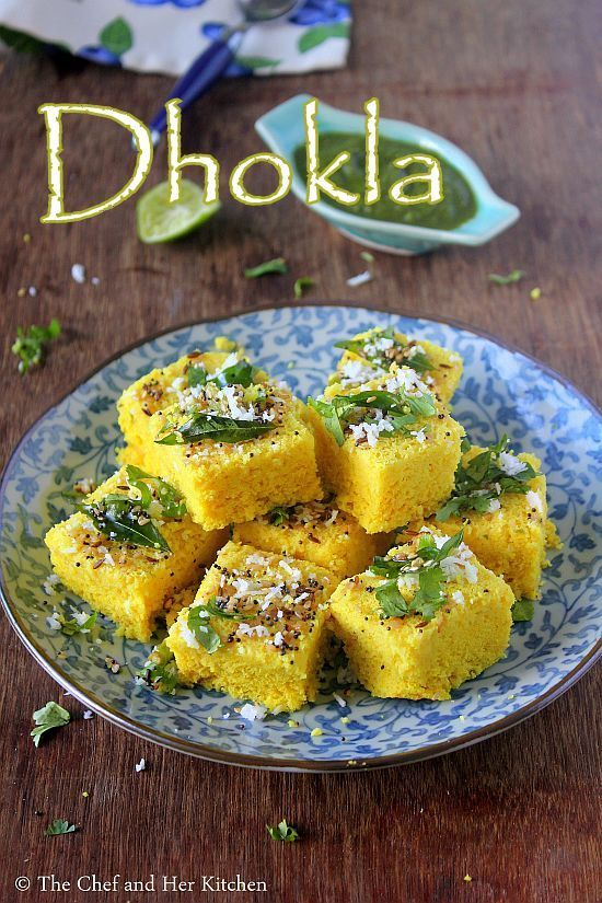 Dhokla is a popular Gujarati snack and is also called as ...