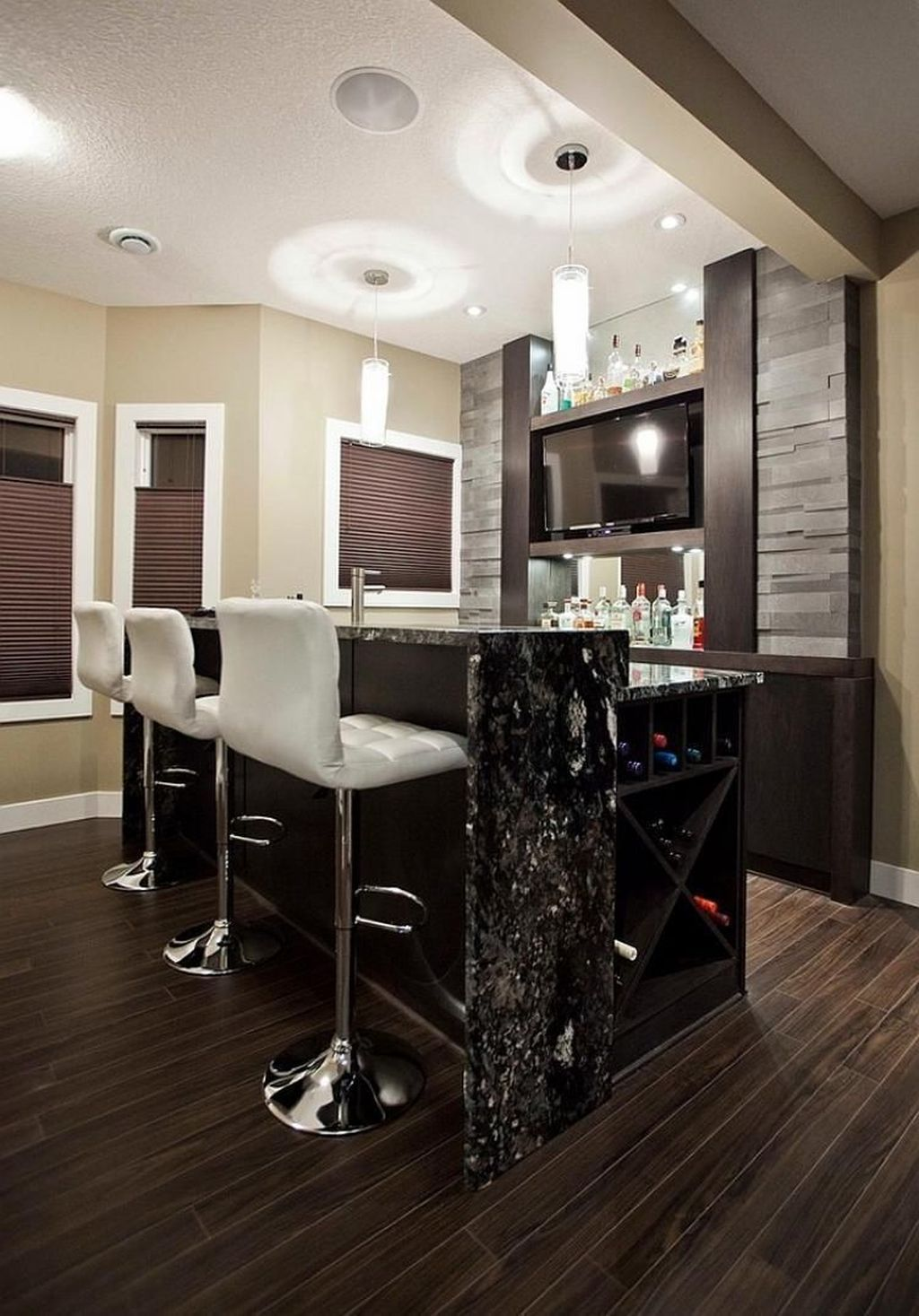 most popular small bar design ideas for your kitchen 09