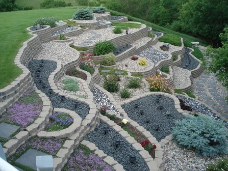 Beautiful Low Water Landscaping! Www.structurelandscaping.com