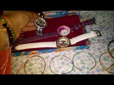 La mia collezione di gioielli da Aliexpress ^_^