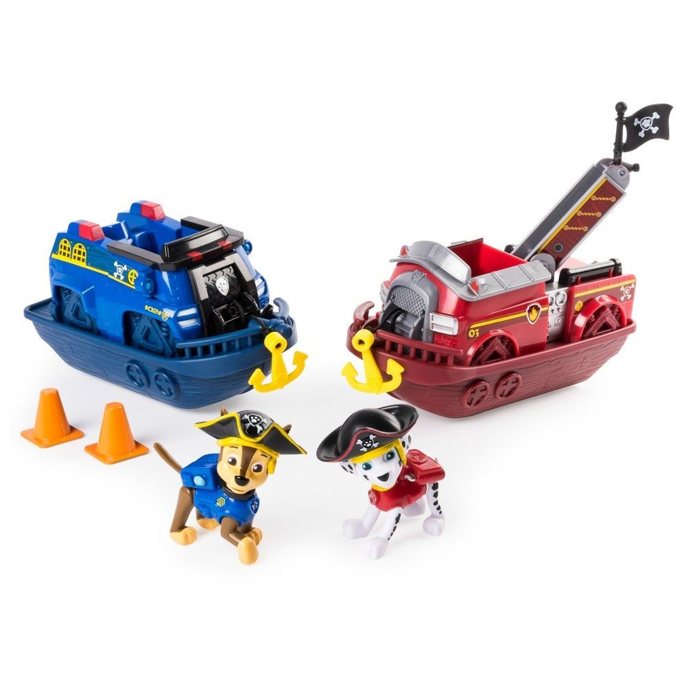 AUSWAHL Spin Master Paw Patrol Chase Marshall Rocky Skye Sea Patrol Figuren