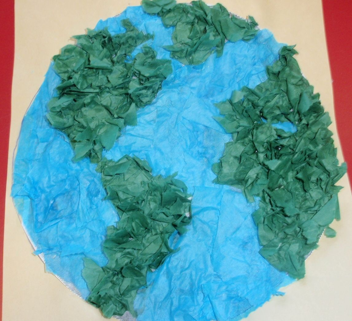 Earth Day Activity For Grade 3