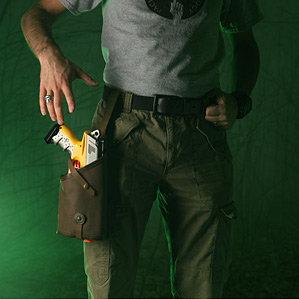 #ThinkGeek                #ThinkGeek                #Maverick #Leather #Holster                         Maverick Leather Holster                            http://www.seapai.com/product.aspx?PID=1805416