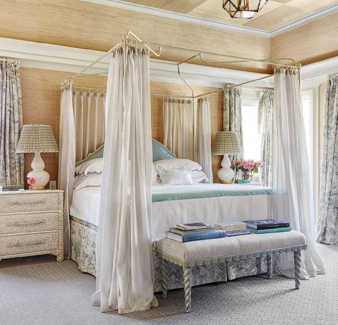 Elle decor master bedroom  Elle decor usa june  by moncsi  issuu  COLCHAS  Pinterest