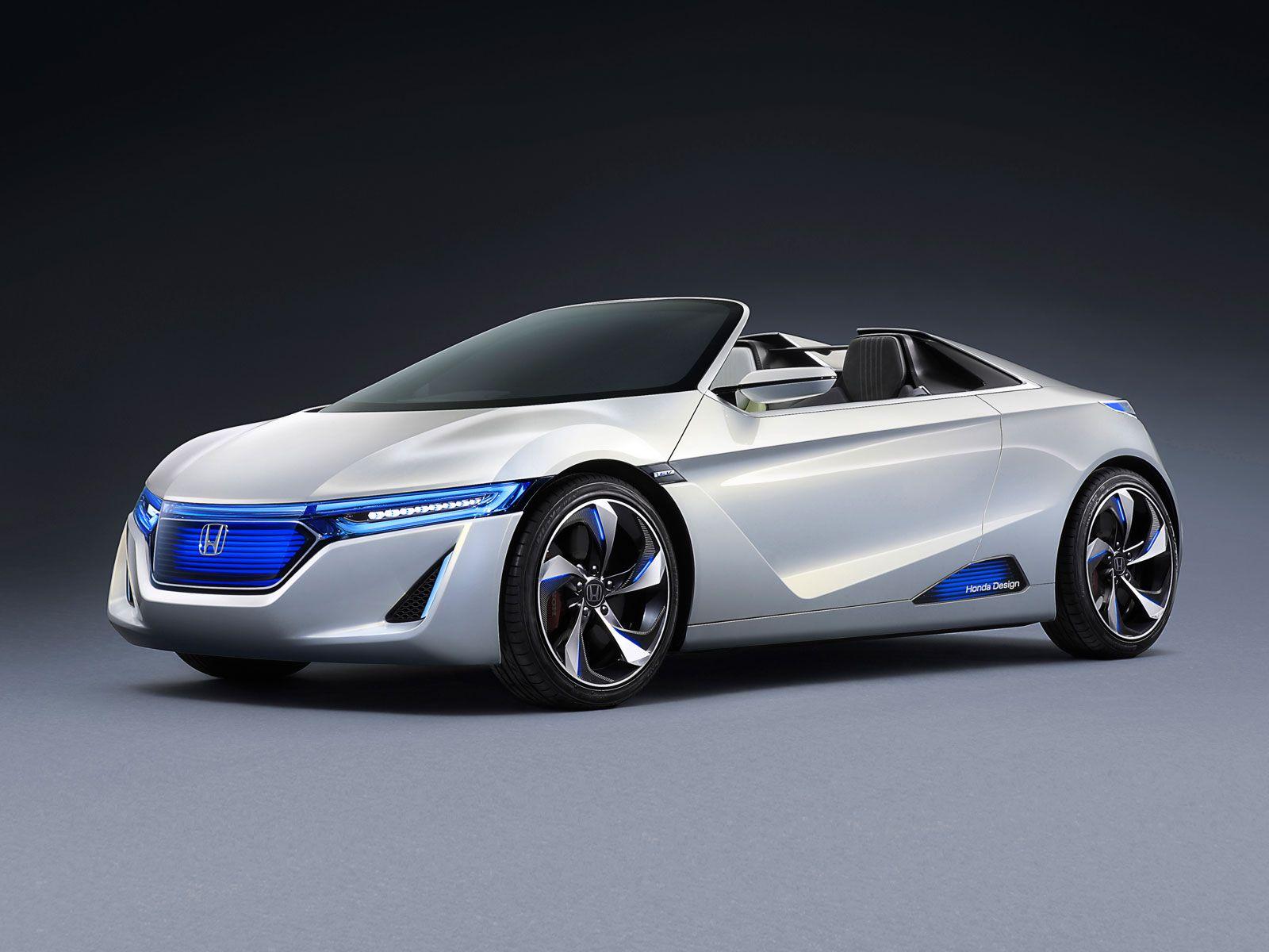 Honda Convertibles New Car | New Honda Convertible Sports Car Being  Developed!