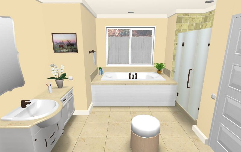 Design Your Own Bathroom Create Fine On Inside Interior 12
