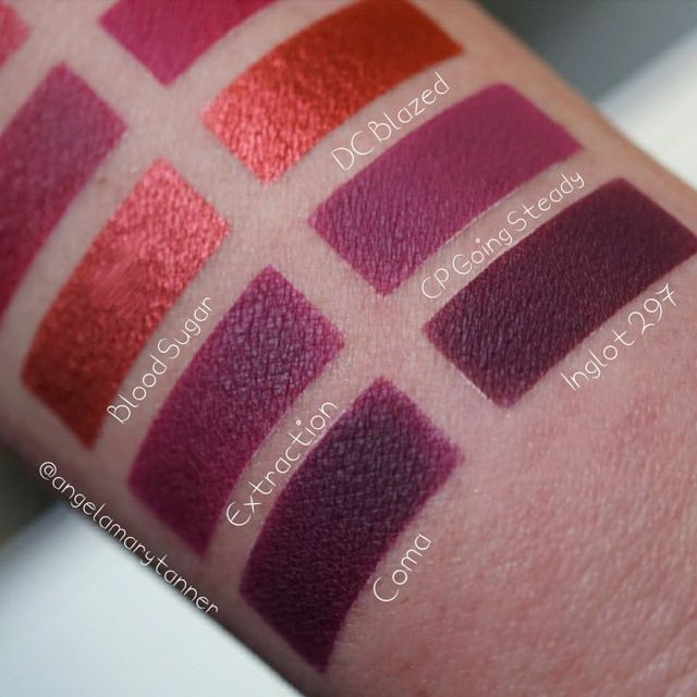 Blood Sugar Palette by Jeffree Star #16