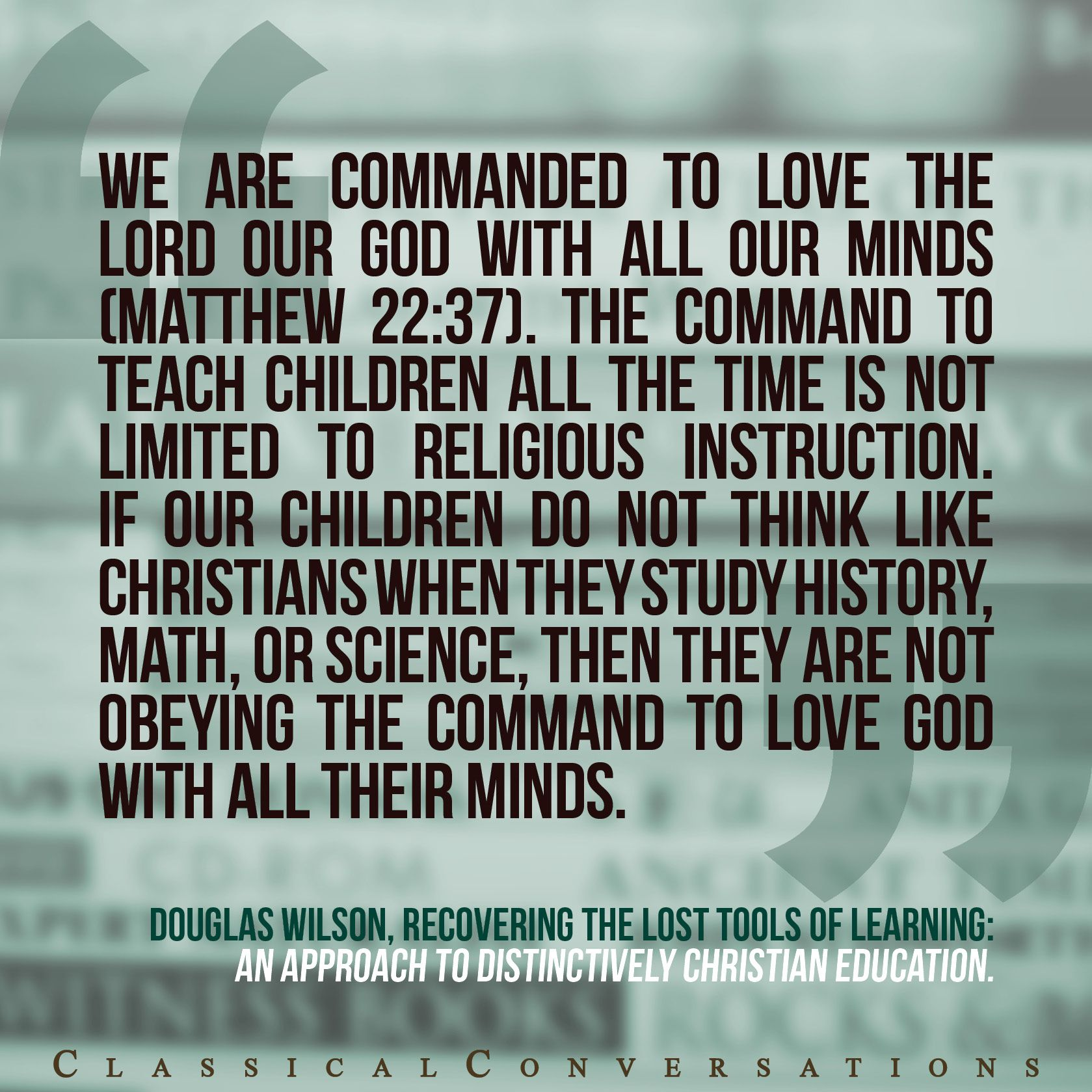 Religious Motivational Quotes We Are Commanded To Love The Lord Our God Funschooling
