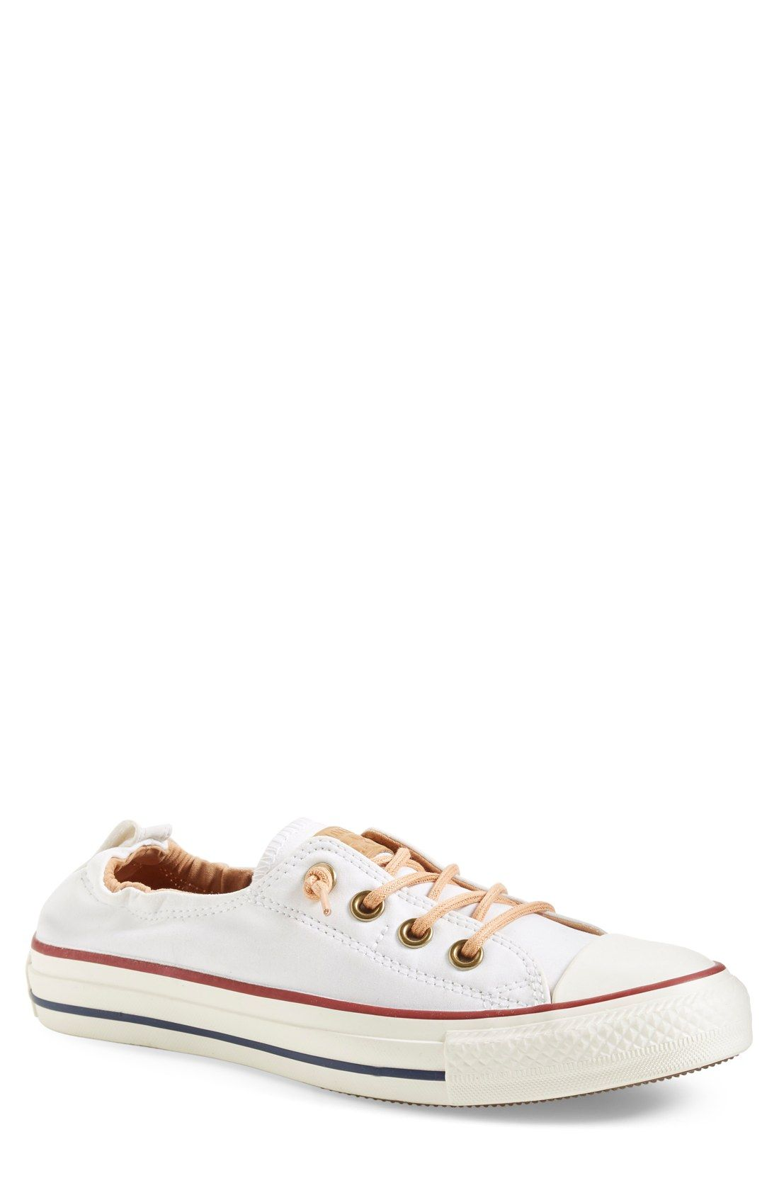 65a76ba2ea7c Converse Chuck Taylor® All Star®  Peached - Shoreline  Low Top Slip-On  Sneaker (Women)