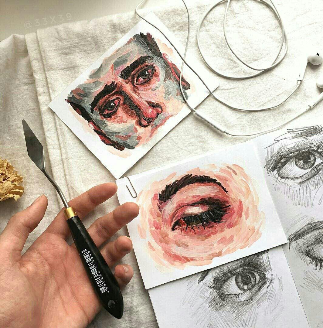 #realisticeye