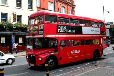 what is #London without #red #bus?