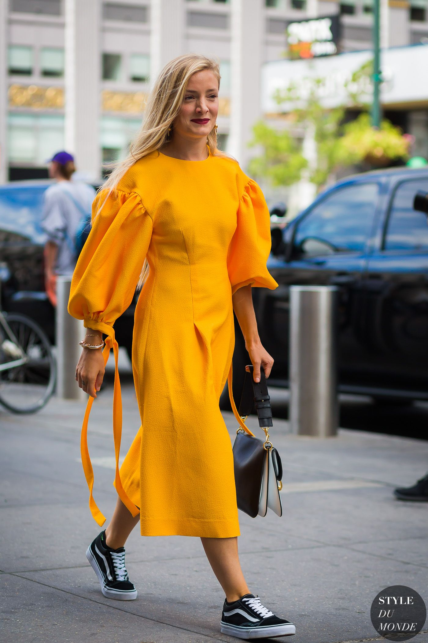New York SS 2017 Street Style: Kate Foley (STYLE DU MONDE ...
