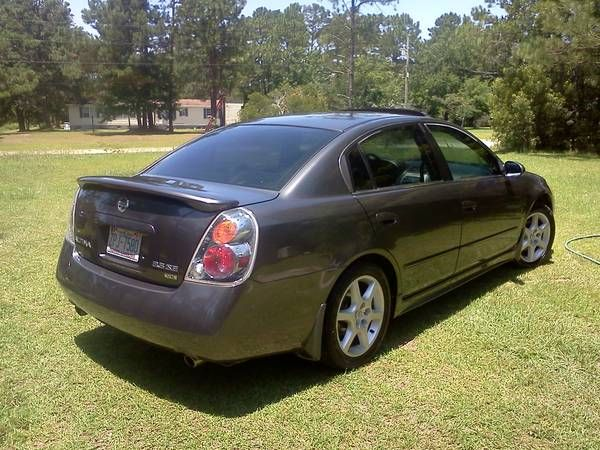 Make Nissan Model Altima Year 2004 Body Style Coupe Exterior Color Gray Met Interior Color Black Doors Four Door Altima Nissan Nissan Altima