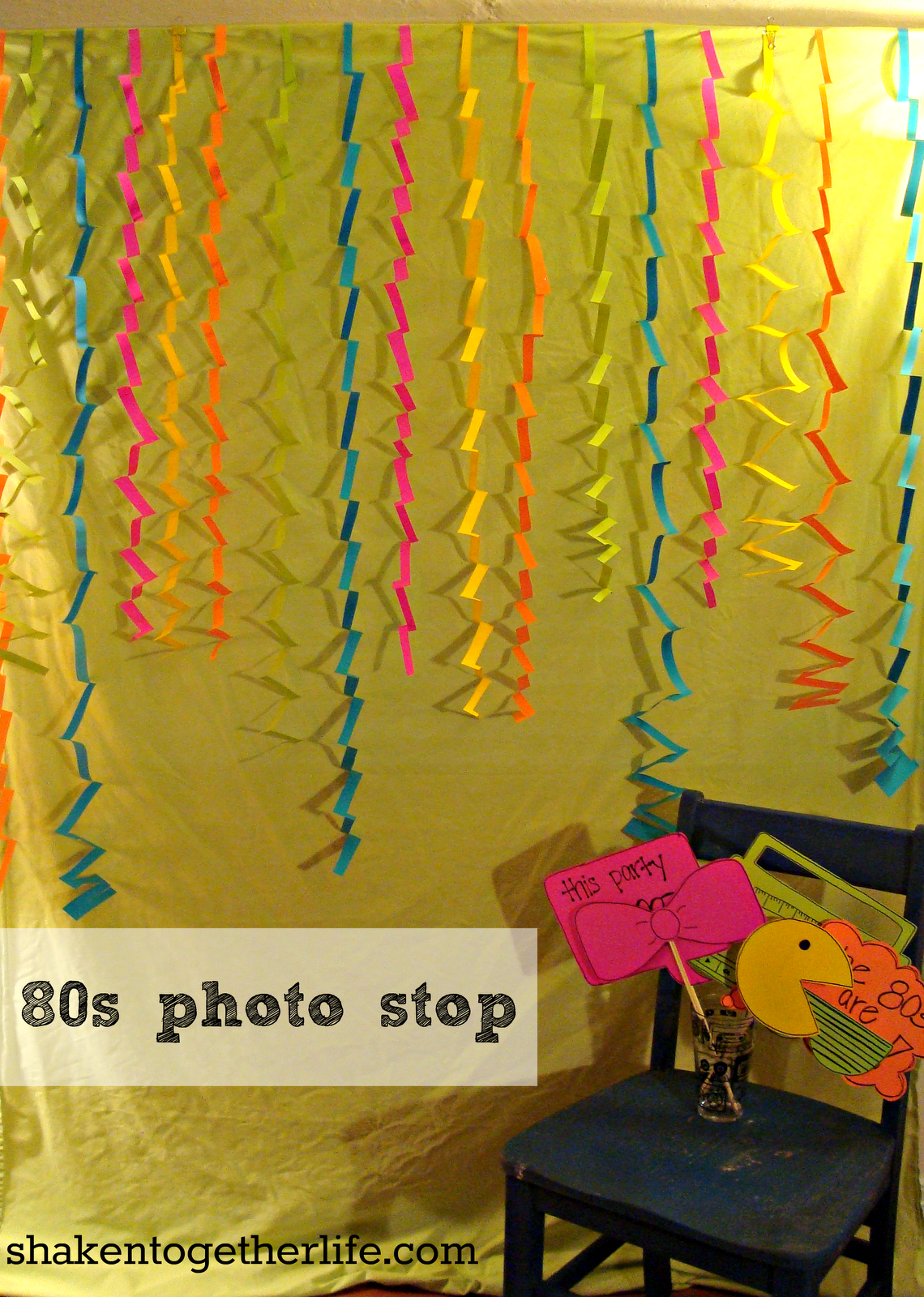 80s Party BIG REVEAL & Tons of 80s Party Ideas!! | 80s party ...