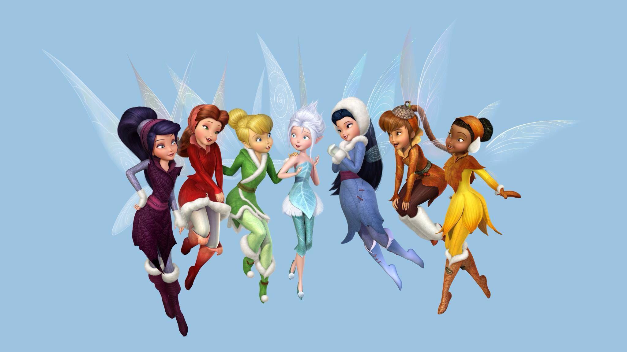 Love my little fairies!!!