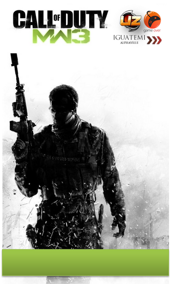 iD evento de lançamento Call of Duty 3 - 2011