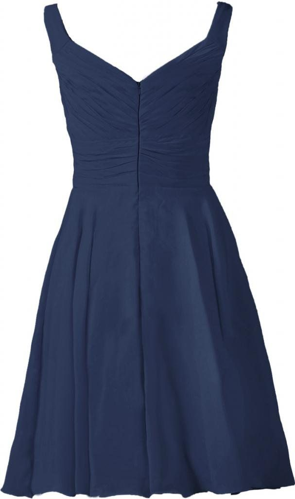 Ants women    neck chiffon bridesmaid dresses short prom gown size us navy blue also marie galley mariegalley on pinterest rh