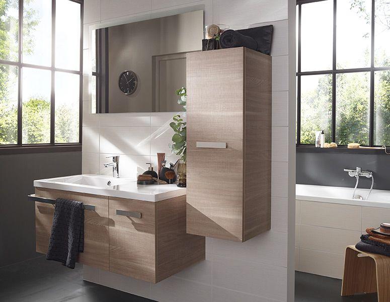 Inspiration Salle de bains ambiance contemporaine Belice