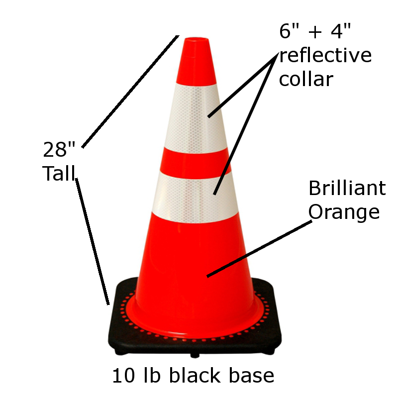 Traffic Cones Road Safety Cones Traffic Safety Store