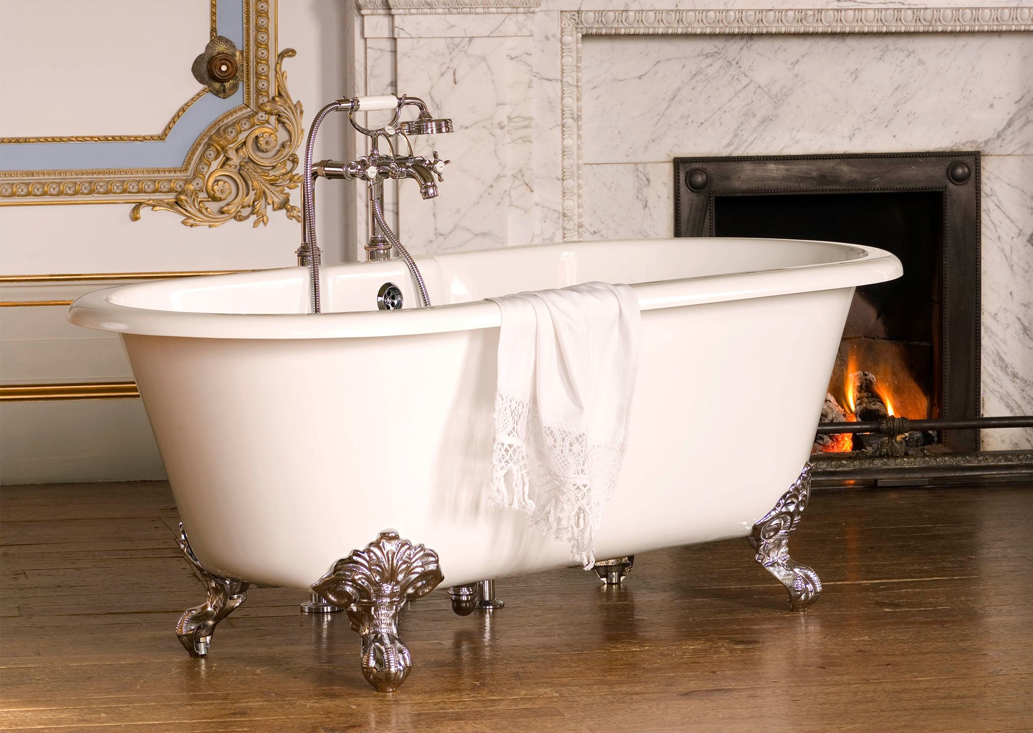 Victoria Albert Cheshire Tub With Images Roll Top Bath
