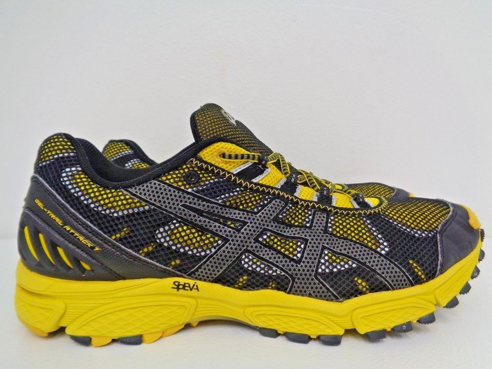2b94f5c332 Details about Asics T111N Gel Trail Attack 7 Mens Size 13 Trail ...