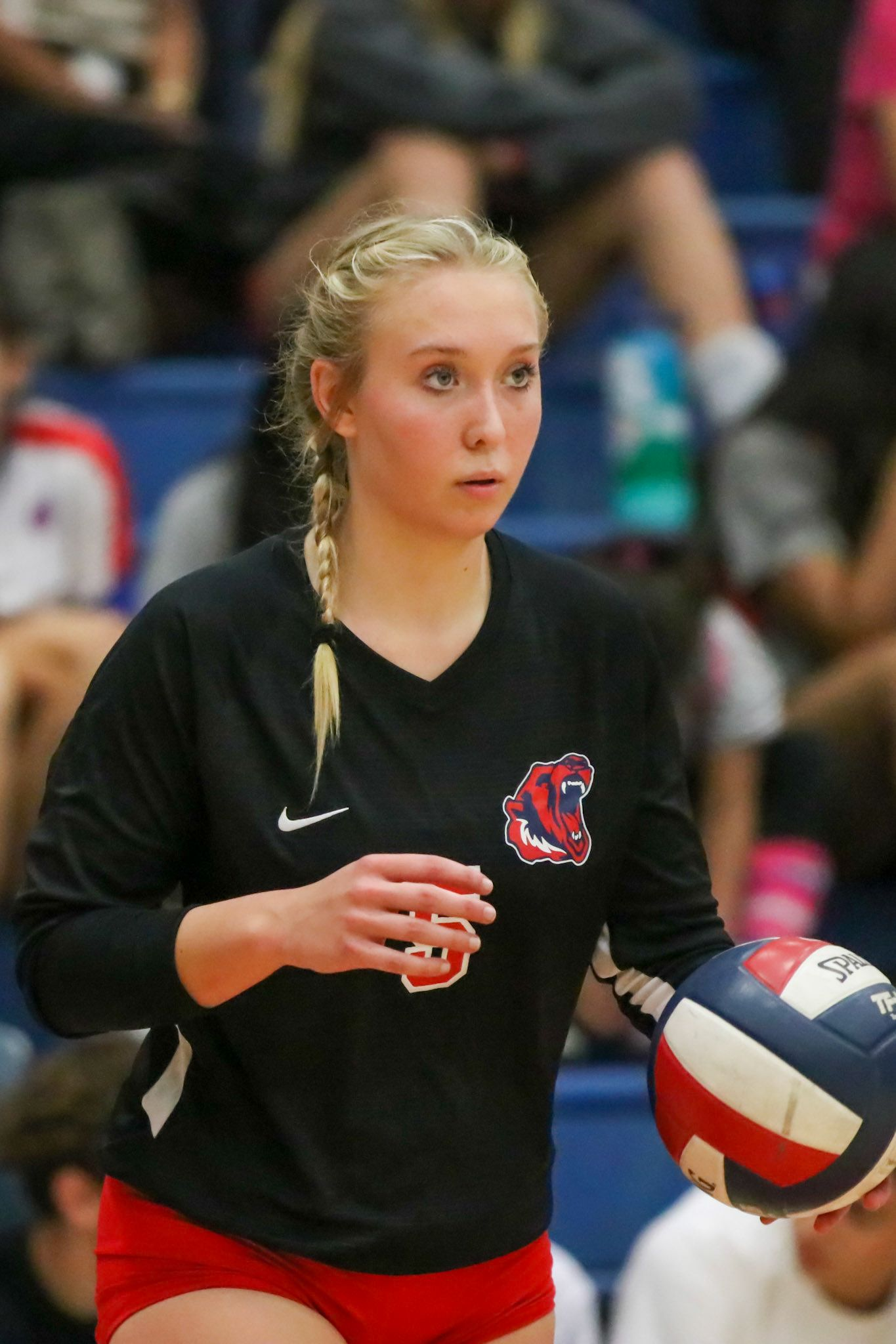 Sydney Oehlschlaeger Women S Volleyball Player From Usa In 2020 Women Volleyball Student Athlete College Recruiting
