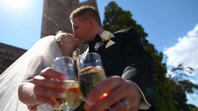 Amanda's & Shawn's NJ Same Day Edit (SDE) Wedding Video at Doolans, Spring