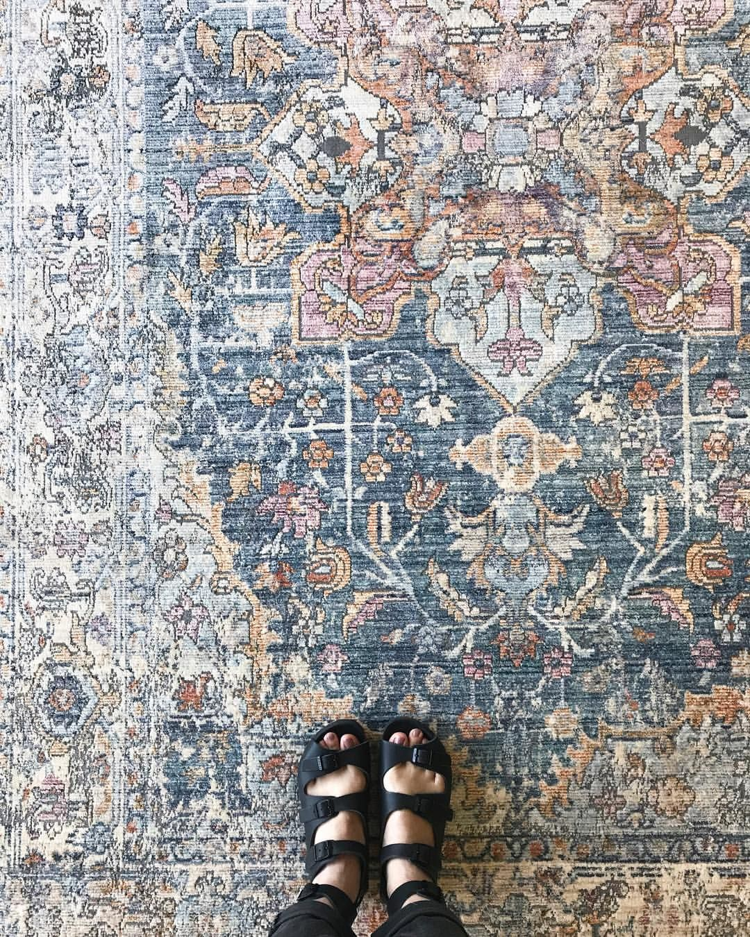 Denim Rose Apricot Which Color Is Your Favorite In The New Ophelia Rug Ru Magnolia Home Rugs Rugs Loloi Rugs Living Rooms