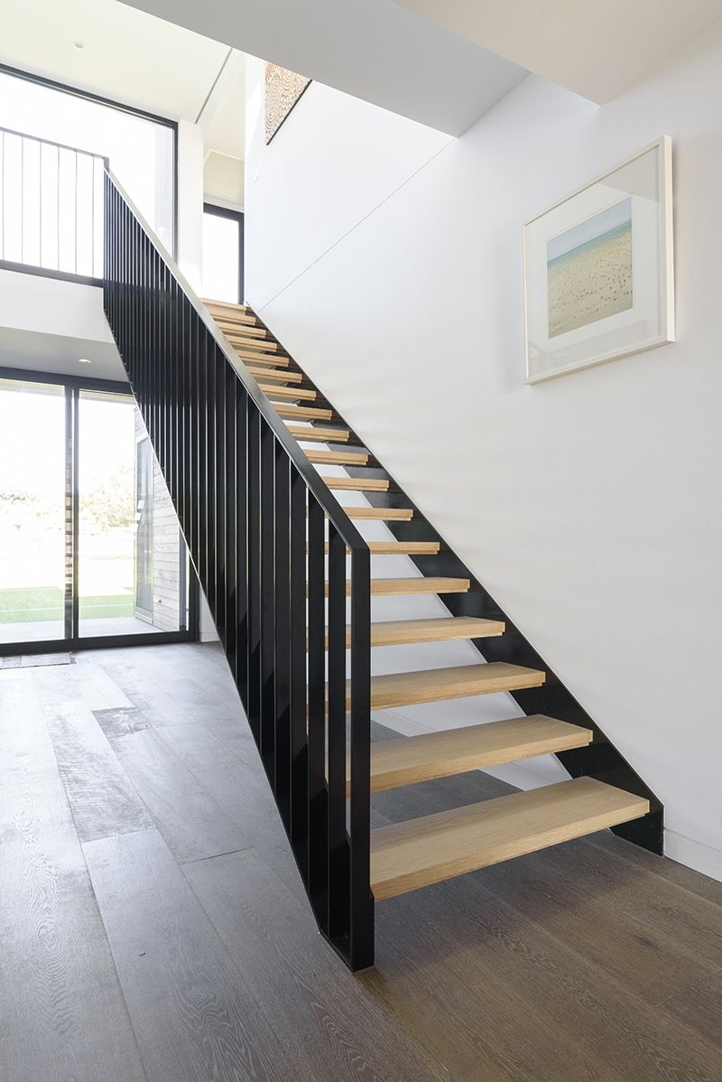 Best Stairs Staircase Contemporary Feature Steel 400 x 300