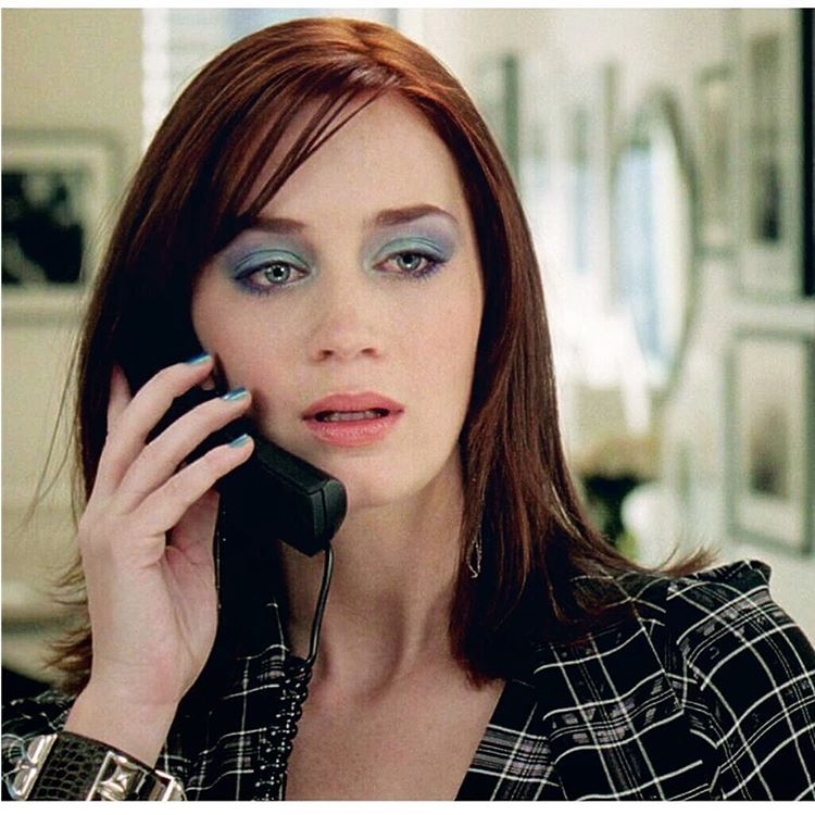 Emily As Emily Charlton In Thedevilwearsprada Com Imagens