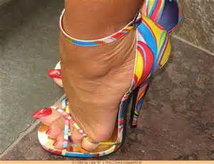 Lady Barbara Bing Images Ankle Straps Sexy Feet Gorgeous Women Sandals