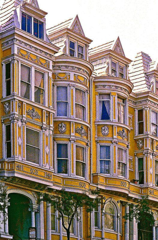 San Francisco Print featuring the photograph A Gift To The Streets by Ira Shander