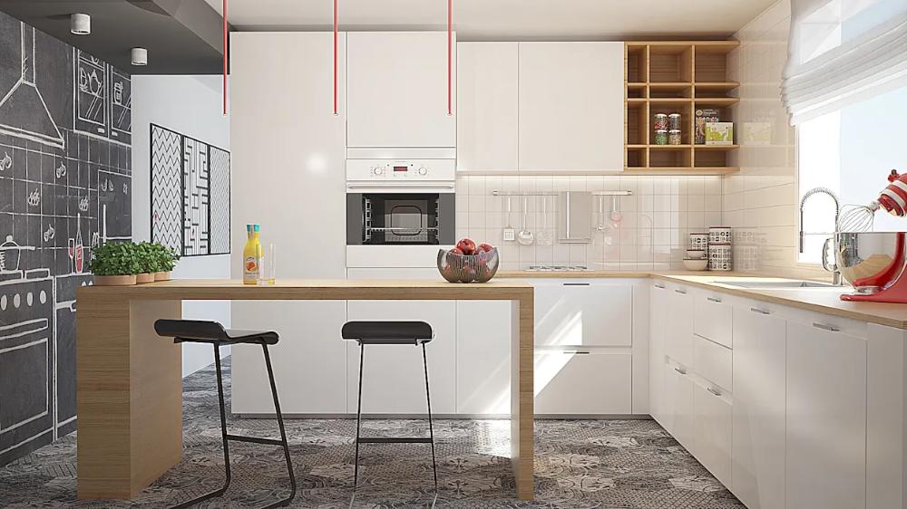 Cucina Moderna Di Olivia Sciuto Homify In 2020