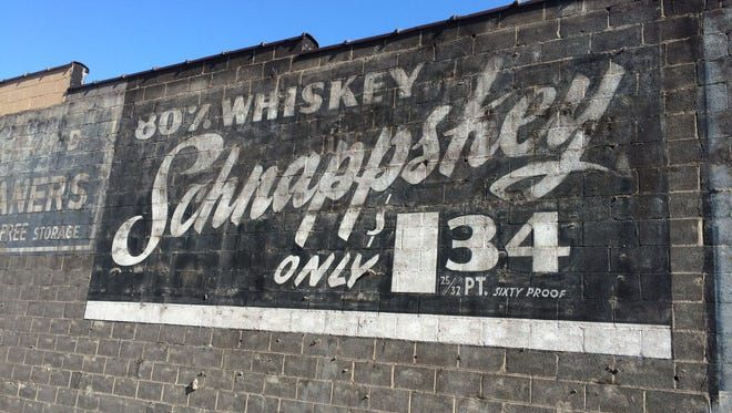 Photo of Gallery: 'Ghost signs' expose Detroit's faded history
