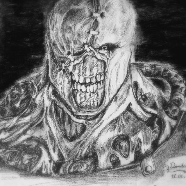 Pin By Ryan Mcduff On Resident Evil Drawings Resident Evil My