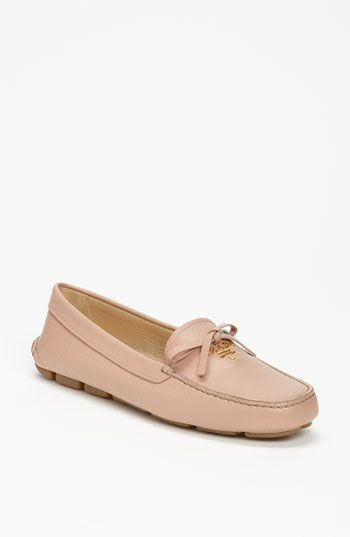 a9d85f093cea Prada Driving Moccasin available at #Nordstrom | My Style | Prada ...